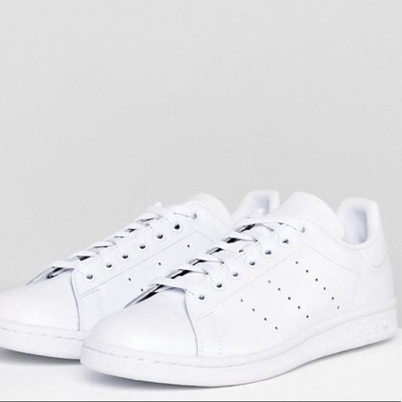 le adidas originali stan smith scarpe bianco 95 poshmark